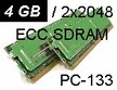 4GB Kit PC133 ECC REG