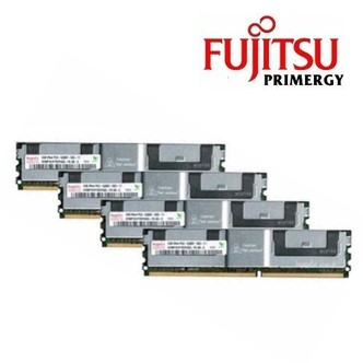 Fujitsu Primergy 16GB Kit PC2-5300F 4x4GB -orig FS