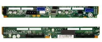 HP 452340-001- 1U SAS/SATA Backplane