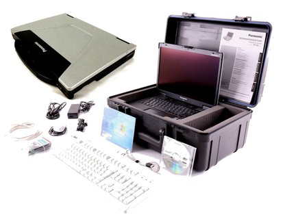 Outdoor Notebook Panasonic Toughbook CF-52 s kufrom