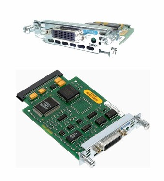 Cisco Systems WIC-1T Card