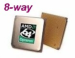 AMD 64 Opteron 852 2.6GHz